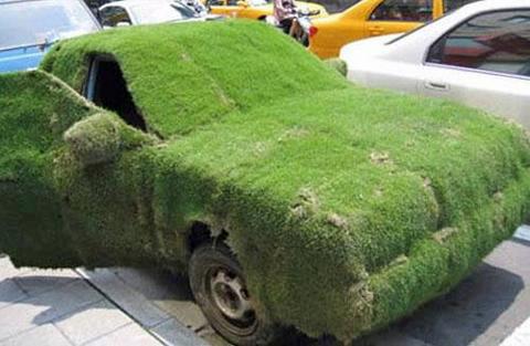 Turf Car