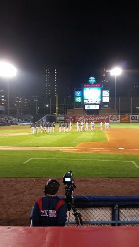 Win field