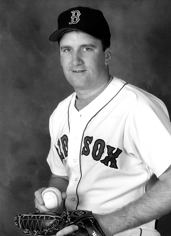 Jeff Plympton poses for a headshot. (Photo by Boston Red Sox)
