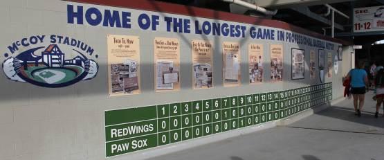 Longest at ballpark