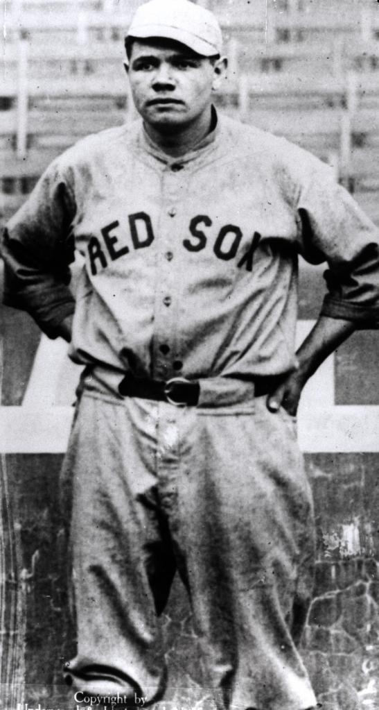 Boston Red Sox Babe Ruth